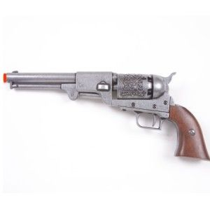 Dragoon Revolver Replica Pistol Gun John Wayne Movie Colt New True