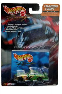 Hot Wheels Racing Trading Paint 97 John Deere Ford Taurus