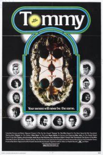 Roger Daltrey The Who Eric Clapton Elton John Signed x8 Tommy Movie