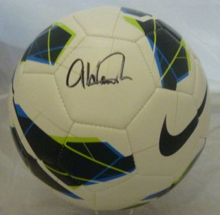 Abby Wambach Autographed Signed Team USA World Cup Nike Size 4 Soccer Ball