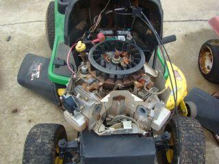 John Deere L 111 Riding Lawn Mower Parts Only