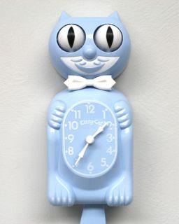 Baby Blue Kitty Cat KC3