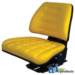 Replacement Seat for John Deere Tractor A T222YL