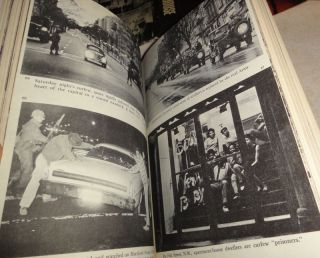 Ten Blocks from White House Washington DC Race Riots 1968 Ben Gilbert HB 1st Ed