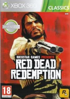 New Red Dead Redemption Region Free for Xbox 360 SEALED New 5026555248082