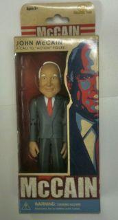 John McCain Action Figure Jailbreak Toys 2008