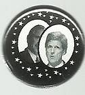 Group 2004 Bush Kerry Pinback Button Pin
