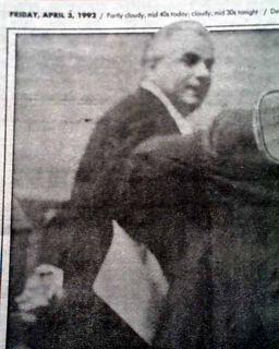 John Gotti Mafia Crime Boss Guilty 1992 New York News