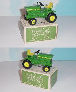 1 16 John Deere 140 L G Tractor w Box