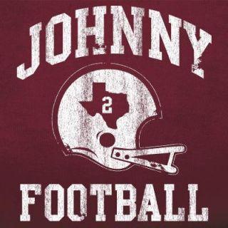 Johnny Football Shirt Jersey Manziel Texas A M Heisman Aggies TAMU Sec Funny M