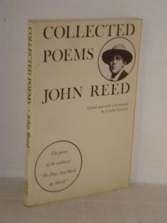 Collected Poems by John Reed Poetry Poet Writer 0882081896