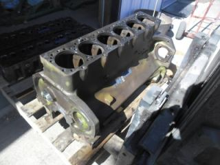 Remanufactured John Deere Late 4020 Diesel Engine Block R40610
