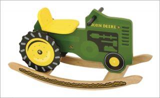 John Deere Tractor Rocker