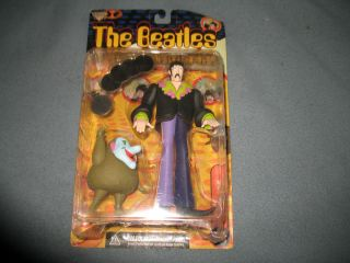 THE BEATLES YELLOW SUBMARINE JOHN WITH JEREMY FIGURE MCFARLANE TOYS SEALED