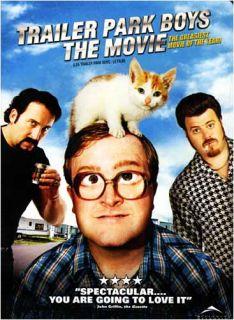 Trailer Park Boys The Movie New DVD
