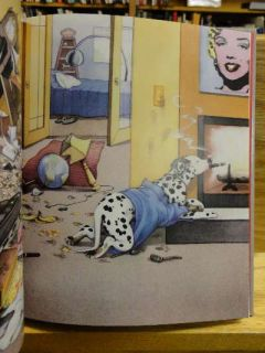 Bad Dog Andy A Parody John Paragon Cassandra Peterson Cathy Pavia SIGNED