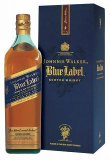 Brand New Bottle and Box Johnnie Walker Blue Label 750ml