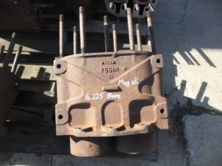 John Deere Styled G Engine Block F550R