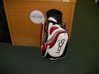 Dunlop Loco Staff Golf Bag John Daly Autographed New
