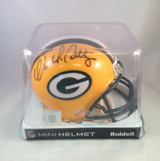 Mike Mccarthy Signed Mini Helmet Head Coach Green Bay Packers NFL Super Bowl