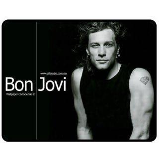 New Jon Bon Jovi Fleece Blanket Bedding Decor Gift