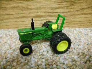 1 64 Ertl John Deere 4620 Diesel Tractor w Duals Farm Toy