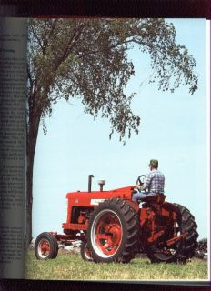 Great American Farm Tractors John Deere Farmall Ford by RN Pripps 1998 w DJ