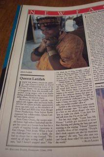 Janet Jackson Rolling Stone Magazine 1990