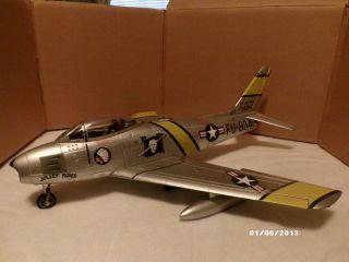 1 18 North American F 86E Sabre Jet Jolley Roger