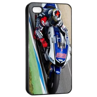 Jorge Lorenzo Yamaha Team 2012 MotoGP World Champion iPhone 4S Seamless Case