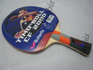 Butterfly Timo Boll CF 2000 Table Tennis Racket Paddle Bat