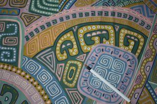 5 Yards Alexander Henry Jomo Jive Nursery Print Fabric