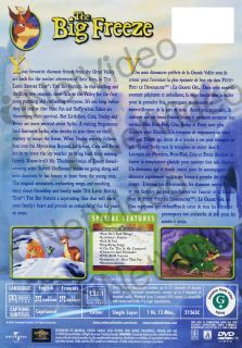 The Land Before Time The Big Freeze New Dvd