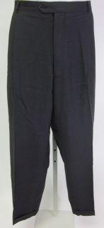 JOSEPH ABBOUD designer GRAY dress pants size 42 x 32 SALE