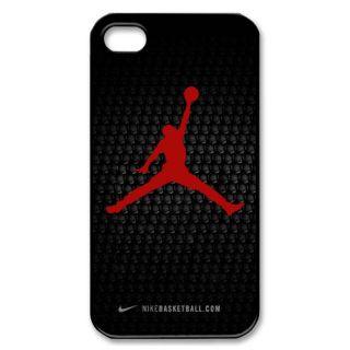 Look T Shirt Michael Jordan Air Jordan iPhone Case 4 4S Hard Cover