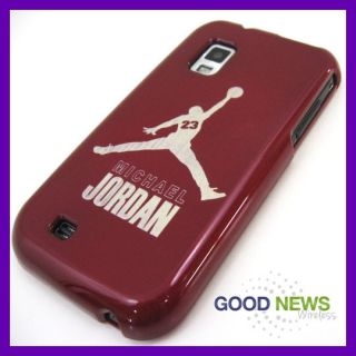 for Verizon Samsung Fascinate Jordan Hard Case Phone Cover