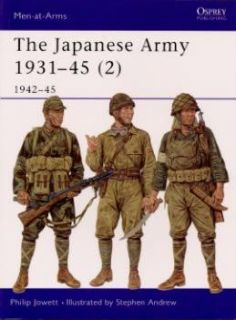 Japanese Army 2 book WWII WW2 Uniform Helmet Navy Naval
