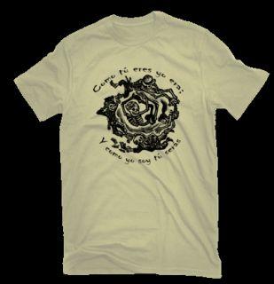 Dia de Los Muertos Posada's Calavera Catrina T Shirt