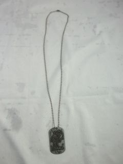 Shields of Strength Lion Courage Joshua 1 9 Necklace Chain Pendant