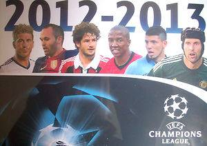 Stopper Panini Adrenalyn XL Champions League 2012 2013 Card 276 295