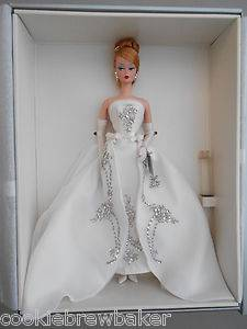 Joyeux Barbie Doll Fashion Model Collection Silkstone Series First Holiday