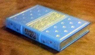 Franklin Mint Library Leather Book Signed 1st Edition His Little Women Rossner