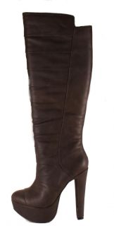 Jessica Simpson Womens JS Aura Grey Bermuda or Black Noble Over The Knee Boots