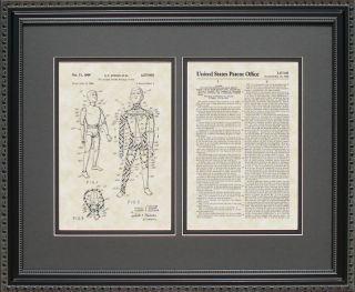 Patent Art G I Joe Doll Gi Toy Doll Military Wall Hanging Print Gift S7602