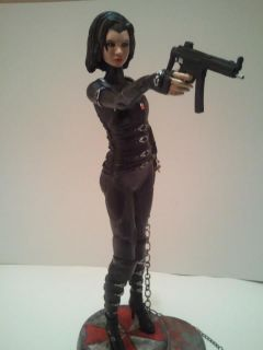 "Resident Evil Retribution Alice Custom 12"" Figure Doll Milla Jovovich"