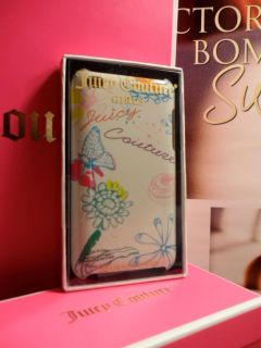 Juicy Couture iTouch iPod Case Cover 4th Generation Intl SHIP Avail