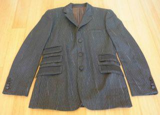 Jean Paul Gaultier Homme Jacket Blazer Amazing