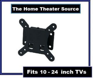 Wall Mount Bracket for 1719212324inch LCD LED TV Fits Vesa