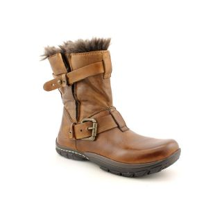 Kalso Earth Outlier Womens Size 6 Brown Almond Full Grain Leather