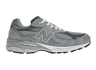 New Mens New Balance M990 GL3 Gray Running Shoe Made in The USA